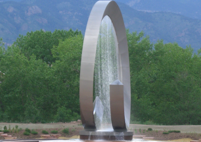 The Julie Penrose Fountain - mechanical and electrical completed by Hydrodramatics